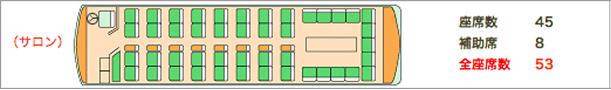 座席図例3