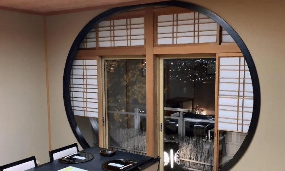 懐石の里 煌の個室