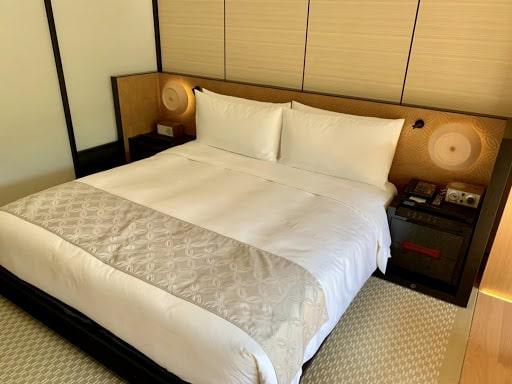 ホテル、ザ・リッツ・カールトン京都のベット