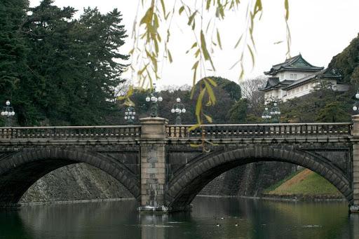 皇居の桜田門