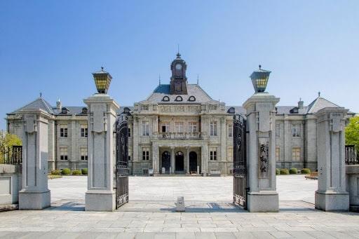 上杉伯爵邸