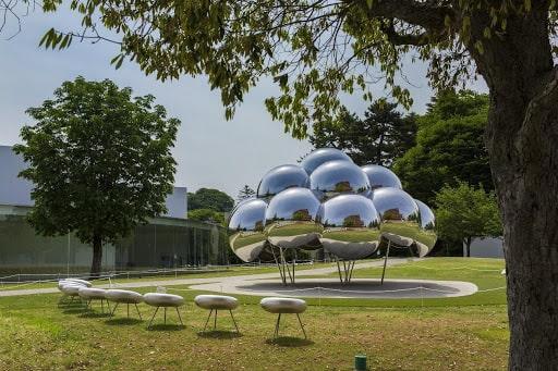 金沢21世紀美術館のアート作品