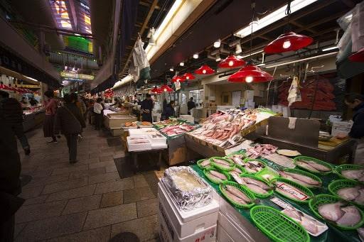 「おみちょ」近江町市場