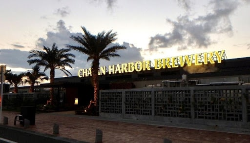 CHATAN HARBOR BREWERY