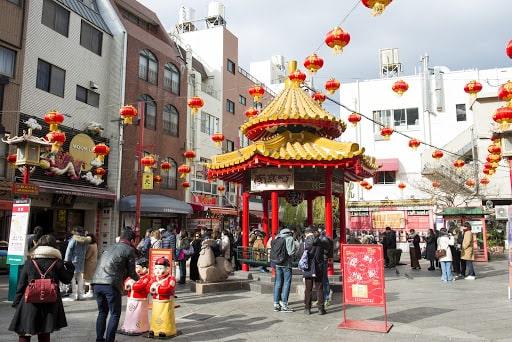南京町商店街