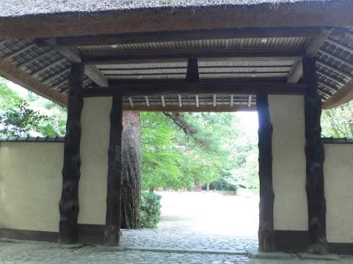 忍者の里入口