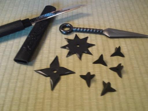 忍者の道具