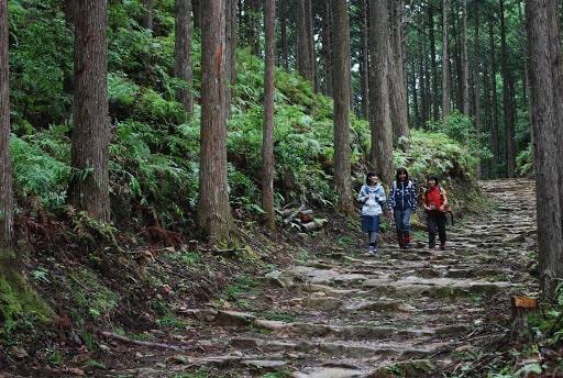 ユネスコ世界遺産・熊野古道