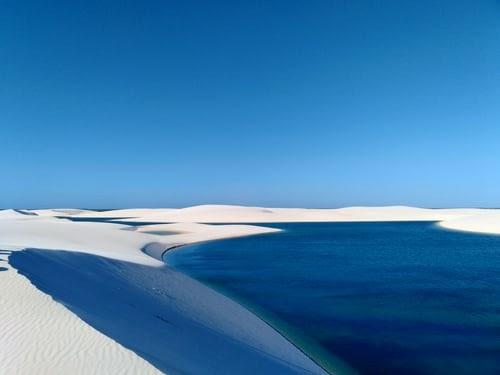 冬のブラジル